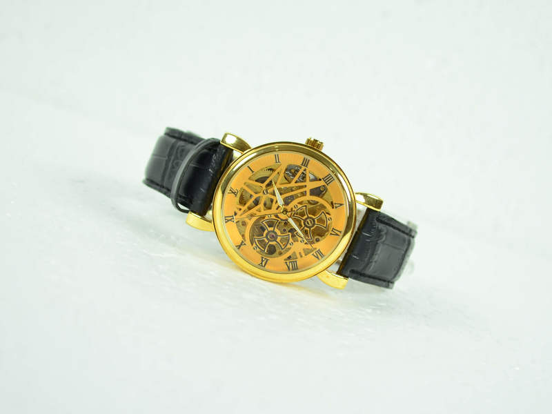 Louis Vuitton Gold Watch